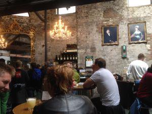 Bar in the Jameson Distillery