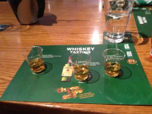 Whiskey Samples